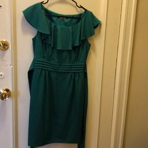 Teal Gianni Bini Dress